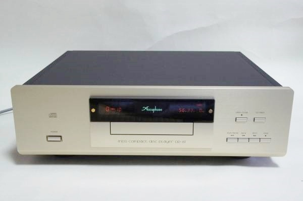 Accuphase-アキュフェーズ-CDプレーヤー