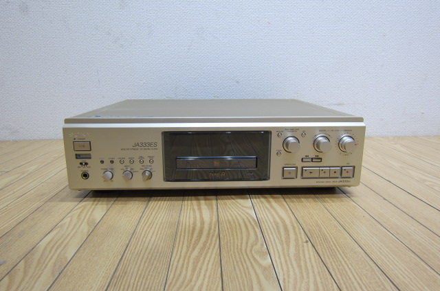 ソニー(SONY) MDS-JA333ES MDデッキ